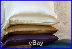 100% Pure 19MM Mulberry Silk Sheet Set 4pc