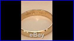 18ct Pure (100% welsh gold) wedding ring set (AUR CYMRU)