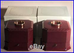 18ct Pure (100% welsh gold) wedding ring set (AUR CYMRU) sale