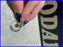 2 carat diamond ring set both rings have 1 carat white gold bands. Perfect