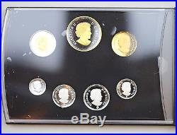 2016 150th Anniversary of the Transatlantic Cable Pure Silver & Gold Proof Set