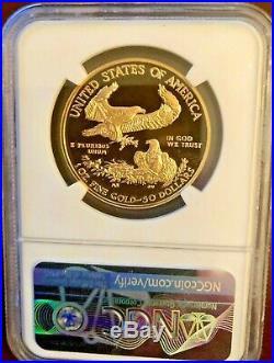 2019 Perfect Complete 4 Coin Set of FDOI PR70 American Gold Eagles