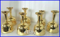 4th Octave 24K gold Crystal Singing Grail 7 Pcs Set Perfect pitch 432/440HZ