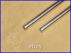 9999 Pure Silver Wire 2 Gauge Two (2) Rods // Guaranteed 99.99%+ // Choose Size