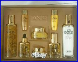 Anjo Professional 24k Gold Skine Care 6 Set 99.9% Pure Gold