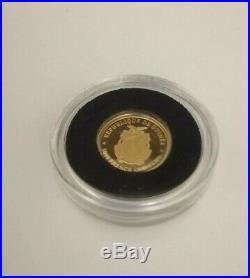 Big Five 999 Pure Gold Coin Set