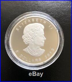 Canada 2013 Polar Bear 2-Coin Set 1/4 oz PURE GOLD + 1.5 oz SILVER RCM