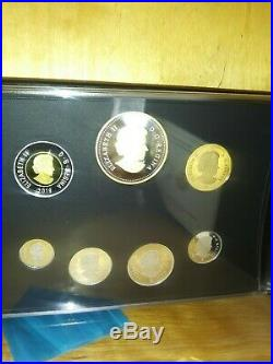 Canadian 2019 99.99 pure Silver Coin Set Selective Gold Plated D Day Remembrance