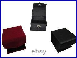 Certified 3CT Emerald Cut Moissanite Bridal Set Wedding Ring Pure 14k White Gold