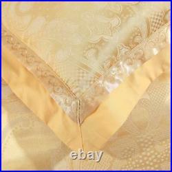 Chinese bedding set 4pcs Upscale Silk Jacquard pure cotton Duvet Cover sheets
