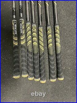 Dynamic Gold X7 PURED Shafts Set 4-PW. 355