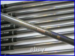 HONMA LB-280 Gold 3SW perfect 10pc carbon 3star R-flex Iron Set Golf club 151