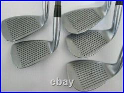 HONMA LB-606 H&F Gold GP 3SW Perfect 10pc 4star R-flex IRON SET Golf Club 182