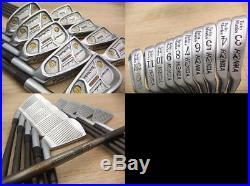 Honma Golf Twin Marks PROTUNE S Gold Pure carbon 10 Irons Set 1Stars Japan b1388