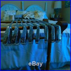 Jack Nicklaus Golden Bear Iron Set 3-pw (8 cubs) Firm flex. Perfect