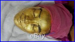 Large 24K Gold Leaf Sheets Face Mask Facial Treatment PURE Gold 100% 3.15x3.15