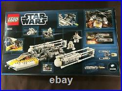 Lego 9495 Gold Leader's Y-Wing Starfighter (2012) New-Sealed in Orig Perfect Box
