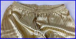 Men's 30MM Heavy Weight 100% Pure Mulberry Silk Pajamas Set Silk Sleepwear S M L