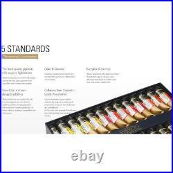 Mijello Watercolor Mission Gold Class Pure Pigment Set 15ml 34 Colors MWC-1534P