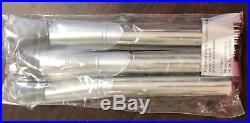 NIB Sealed La Prairie Cellular Radiance Concentrate Pure Gold 1oz & 3 Brush Set