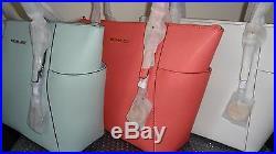 NWT MICHAEL Michael Kors Jet Set East West Top Zip Tote $248Stylish, Perfect