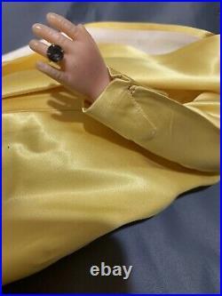Near Perfect Alexander CISSY Doll Dress & Coat 1956 Gold Theatre Set tagged