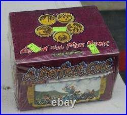 New Legend Of The Five Rings A Perfect Cut Gold Edition Booster Box Set L5 Rare