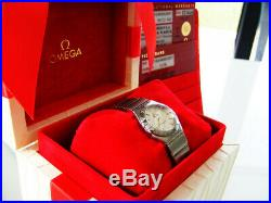 Omega Constellation Double Eagle Women (perfect, set in box)