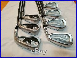 PING'PERFECT COMBO' IRON SET 7-PW i210, 7-5 G400 DYNAMIC GOLD 120 S300 +1