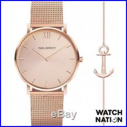Paul Hewitt Perfect Match Sailor And Anchor Spirit Ph-pm-1 Women's Gift Set