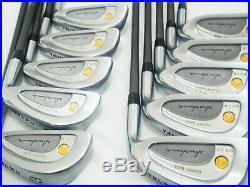 Perfect 10pc 4-star Gold Honma Big-lb R-flex Irons Set Golf Clubs Beres Beres