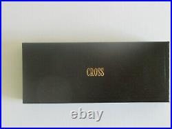 Perfect Cross vintage 1975 PEPSI 12kt 1/20 gold filled pen & pencil set USA lot