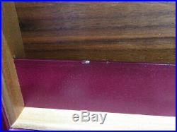 Rolex Case Nine Set Datejust Boys 68278 68278g 68279 Boxes Box Pure Gold Old Gen