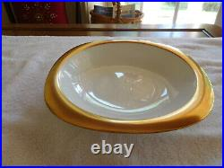 Rosenthal Suomi Studio Concept2 4 -piece Place Setting Perfect Gold Rim Reduced