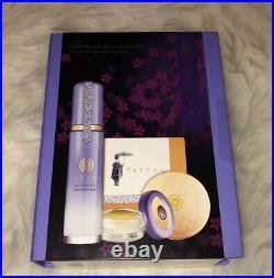 Tatcha Luminous Luxuries Set THE ART OF GEiSHA Pure Skin Obento Makeup Lovers