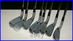 Taylormade P760 Iron Set-3 Thru Pw-dynamic Gold S400-tour Shafts-perfect-1/2 L