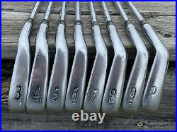 Titleist AP2 Dual Cavity Forged Iron Set 3-PW Dynamic Gold S300 Shafts Pure Grip